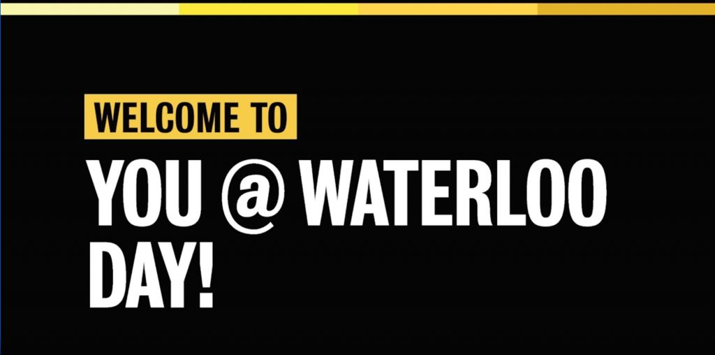 How University of Waterloo registered 23000 students in their virtual recruitment fair
