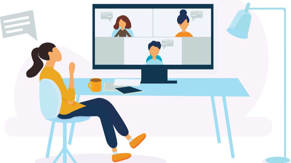 Steps to set up a virtual conference