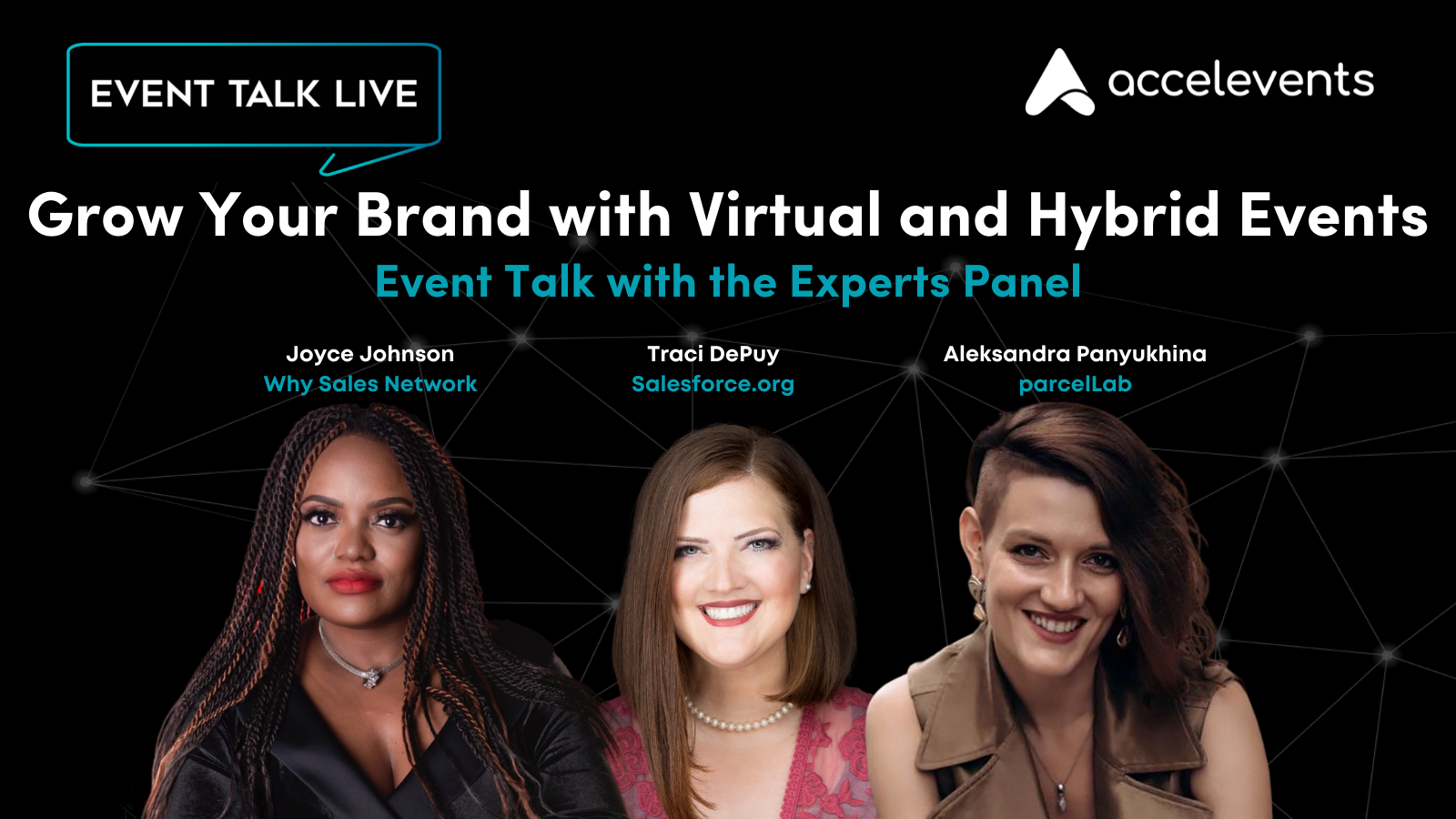 Event Talk Live Grow Your Brand